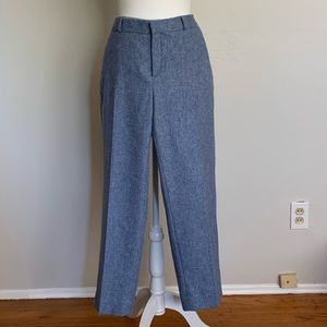 Banana Republic 61 0/0 wool woman's pants